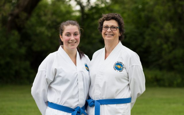 Ottawa Valley Taekwon-Do school is a family oriented fitness facility in Pembroke, Ontario.
