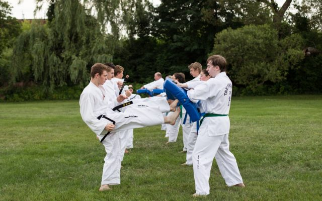 Ottawa Valley Taekwon-Do school offers physical fitness classes in Pembroke, Ontario.